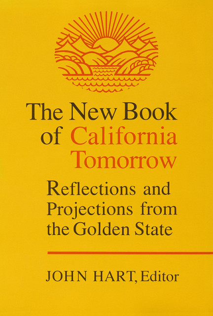 New Book of California Tomorrow